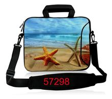 Starfish Laptop Shoulder Bag For Macbook 10 11.6 13.3 14.4 15.4 15.6 17 17.3 Netbook Zipper Case Tablet Cover computer Bags