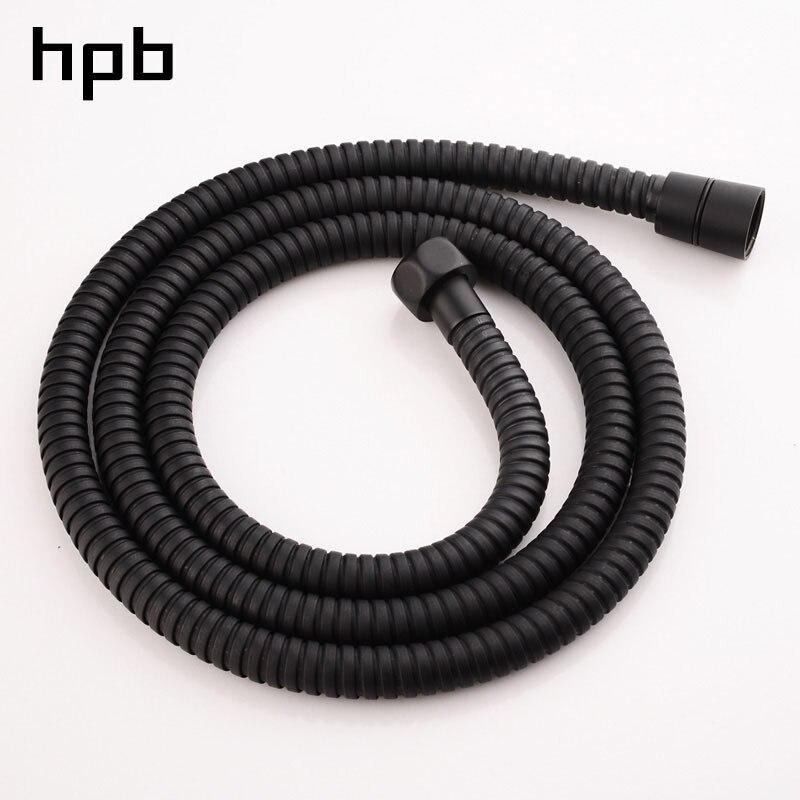 HPB 1,5 m ORB сантехнические шланги фитинги для ванной комнаты душевые шланги из нержавеющей стали набор для ванной комнаты Аксессуары Водопровод Сантехника H7101