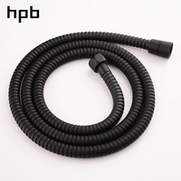 HPB 1.5m ORB Plumbing Hoses Fittings Bathroom Shower Hoses Stainless Steel Bathroom Set Accessories Water Pipe Plumbing H7101