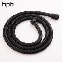 HPB 1.5m ORB Plumbing Hoses Fittings Bathroom Shower Hoses Stainless Steel Bathroom Set Accessories Water Pipe Plumbing H7101