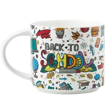 Quelques Tasses à Café | 2019 Nouveau Style Nordique Grande Capacité Tasses Céramique Cupsfamily Tasse Enfants Tasse à Café Couple Tasses Tasse D'eau Petit Déjeuner Tasses