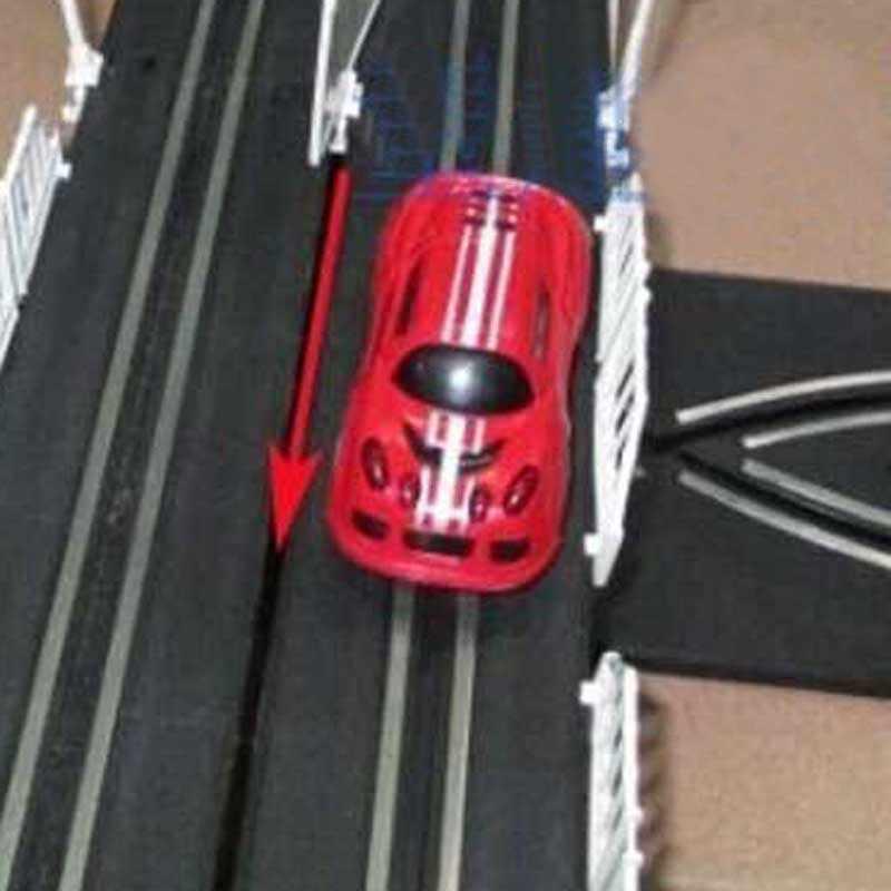 Игрушки и детские товары двойной трек железной дороги электрический автомобиль