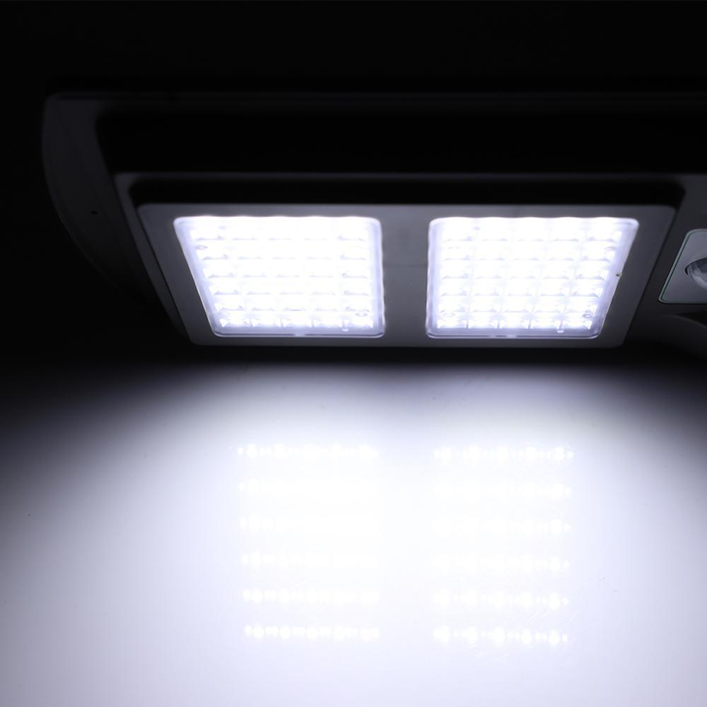 60 Pcs 40W LED Solar Power Street Light Lamp Outdoor Waterproof Human Induction Garden Light Waterproof Street Light in Street Lights from Lights Lighting