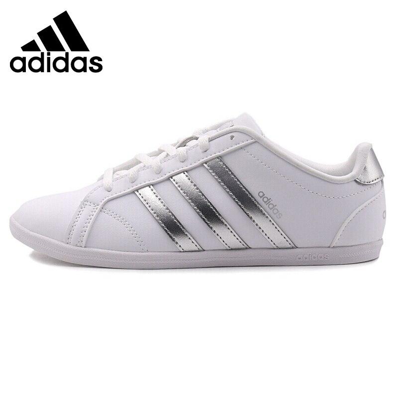 Оригинальный Новое поступление 2019 Adidas NEO Label CONEO QT женская обувь для скейтбординга кроссовки