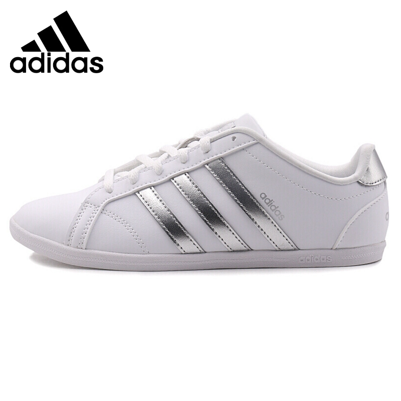 <font><b>Original</b></font> New Arrival 2019 <font><b>Adidas</b></font> NEO Label CONEO QT <font><b>Women's</b></font> Skateboarding <font><b>Shoes</b></font> Sneakers image