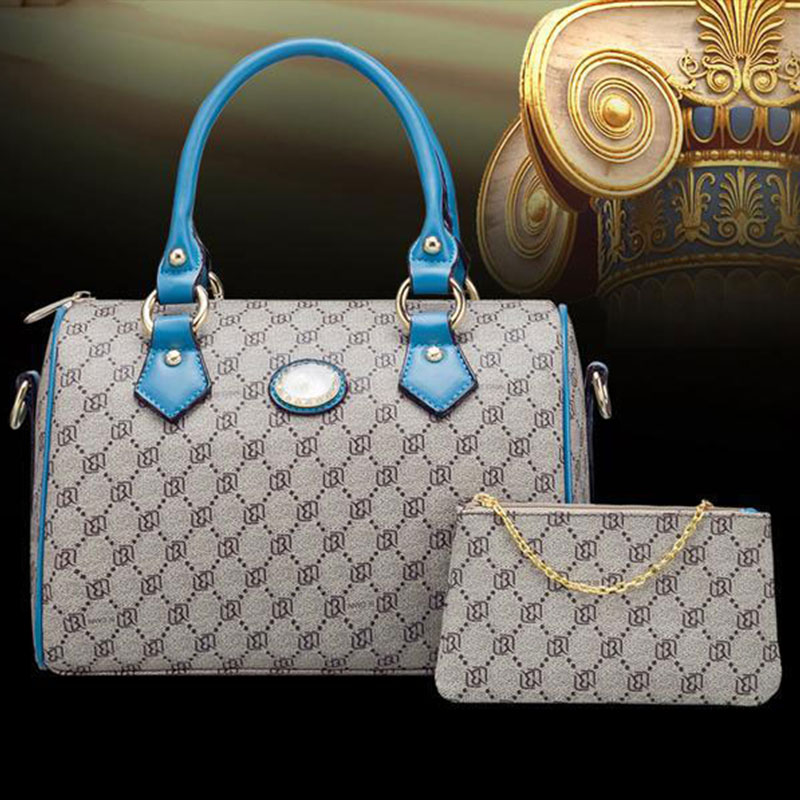 PU Leather Barrel Handbag Ladies Small Pillow Shoulder Bag Female Crossbody Bags Women Famous Brand Designer Sac Femme M49  -  alice store store