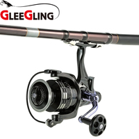 GLEEGLING YL100 Fishing Reel Carp Fishing Spinning Reel 11 1 BB 4 7 1 Pesca Fish
