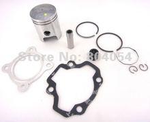 Motorcycle Engine Parts Piston Rings Kit & Gasket & Bearing For Yamaha PW50 PW 50