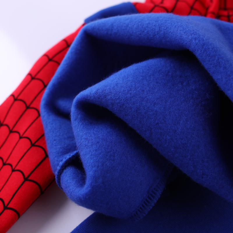Children Clothing Autumn Winter Toddler Boys Clothes Sets Spiderman Costume Kids Clothes For Boys Clothing Suit 3 4 5 6 7 Year 23