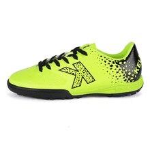 2016 Новинка бренд Футбол Сапоги и ботинки мужские Обувь для футбола для взрослых Спорт на открытом воздухе Кроссовки FG Футбол Обувь для футбола