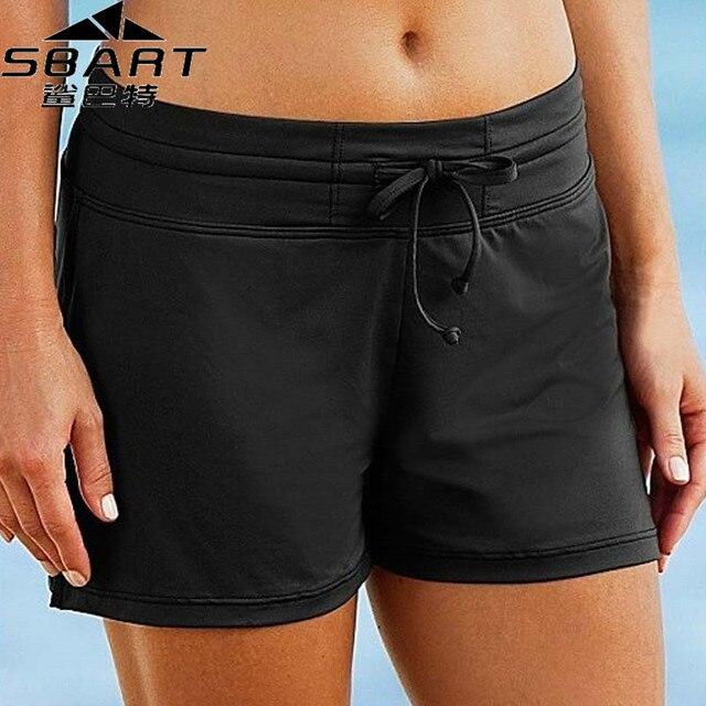 SBART Sport Shorts For Women Sports Surf Swimming Running Womens Board  Shorts Swimwear Swim Trunks New Summer Style Sale Brand H 1b156e1aa5