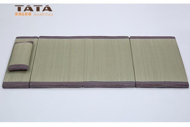 Tm10 Folding Tatami Straw Mat Rectangle Large Size Rug