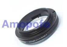 Amopofo FD-EF Adaptador, para canon fd lens para canon eos ef ef-s-700d 50d 6d 60d 350d 1000d adaptador de câmera