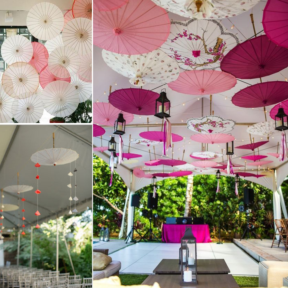 Wedding decoration with umbrella choice image wedding for Decor umbrellas