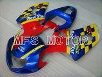 Для Suzuki 00 02 GSX R GSXR 1000 GSXR1000 мотоциклов обтекателя Кузов Kit ABS Пластик инъекций 2000 2001 2002 синий и красный цвета
