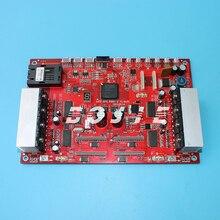 Запасные детали для плоттера dx5 плата печатающей головки для Galaxy rev 1,36