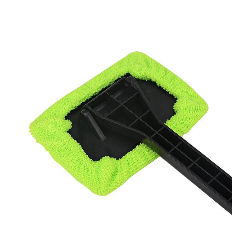 Microfiber to clean windows types of dump trucks