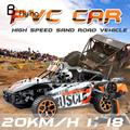 Electrotops ET03B 1:18 2.4 Ghz Rádio Do Carro Elétrico RC Off Road RTR 4WD Velocidade