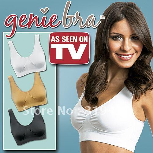 woman seamless genie bra fashion hot sale women's sports bra WI0034