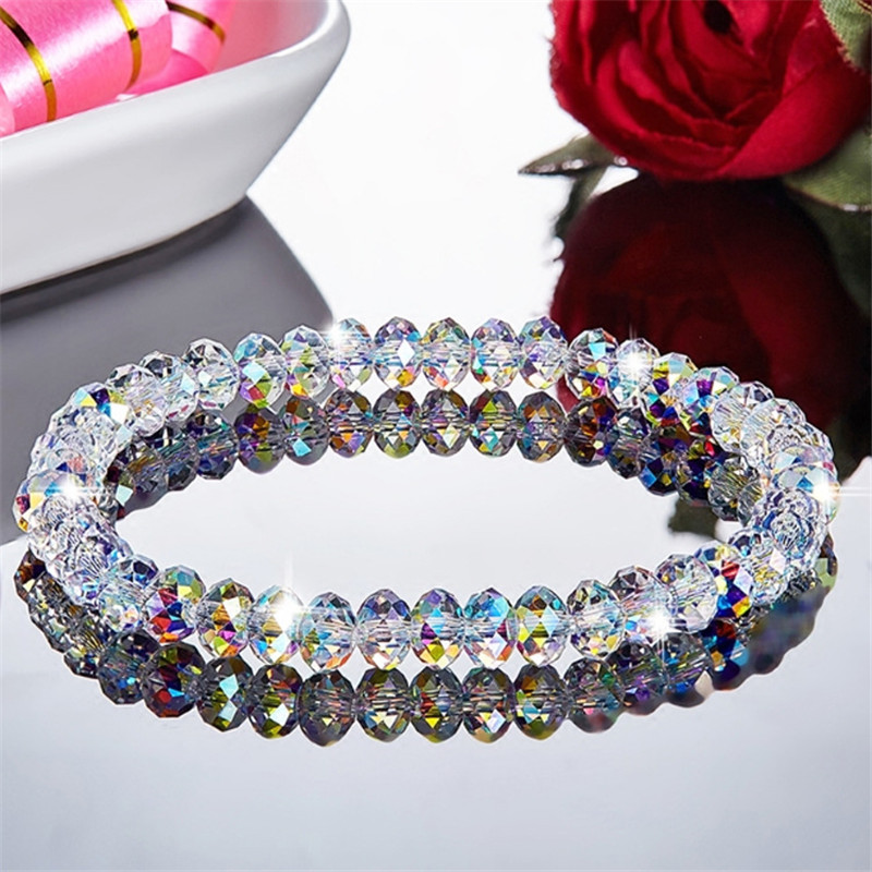 2018 Top Quality Austrian Crystal Bracelet For Women Tempera