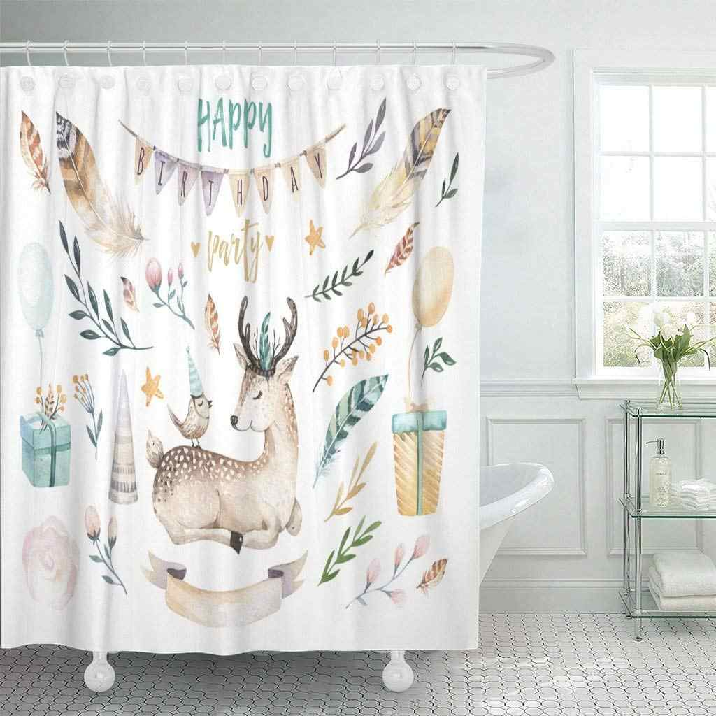 Detail Feedback Questions About Cabin Decor Shower Curtain