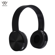XMXCZKJ Active Noise Cancelling Wireless Bluetooth Headphones wireless Headset Deep Bass Earphone with Microphone For iPhone mpow h1 wireless headphones hd hifi stereo noise cancelling headphones with microphone over ear bluetooth headset for iphone