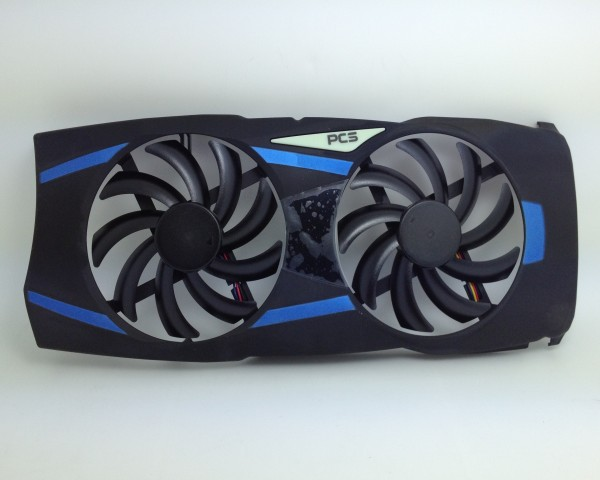 New original PowerColor R9 280X cooler to 3G DC 3G D5 Power Logic PLD09210D12HH Graphics card cooling fan 4pin mgt8012yr w20 graphics card fan vga cooler for xfx gts250 gs 250x ydf5 gts260 video card cooling