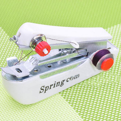 Hot Selling Useful Portable needlework Cordless Mini Hand-Held Clothes Sewing Machines Convenient Sewing Machines High Quality