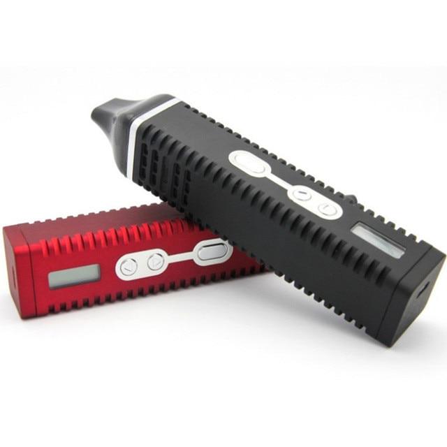 1 unids Hebe Titan 2 kit vaporizador de hierbas secas e cigarrillo Titan II hierbas secas vaporizador pluma 2200 mAh batería pantalla LCD