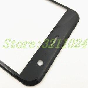 Image 3 - نوعية جيدة الأصلي 5.5 بوصة ل HTC U11 الجبهة زجاج شاشة تعمل باللمس LCD الخارجي لوحة عدسة + التوصيل المجاني
