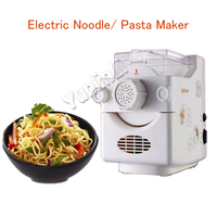 Household Noodle/ Pasta Maker Fully Automatic Electric Noodle Making machine Doughmaker in White Color MTJ138A