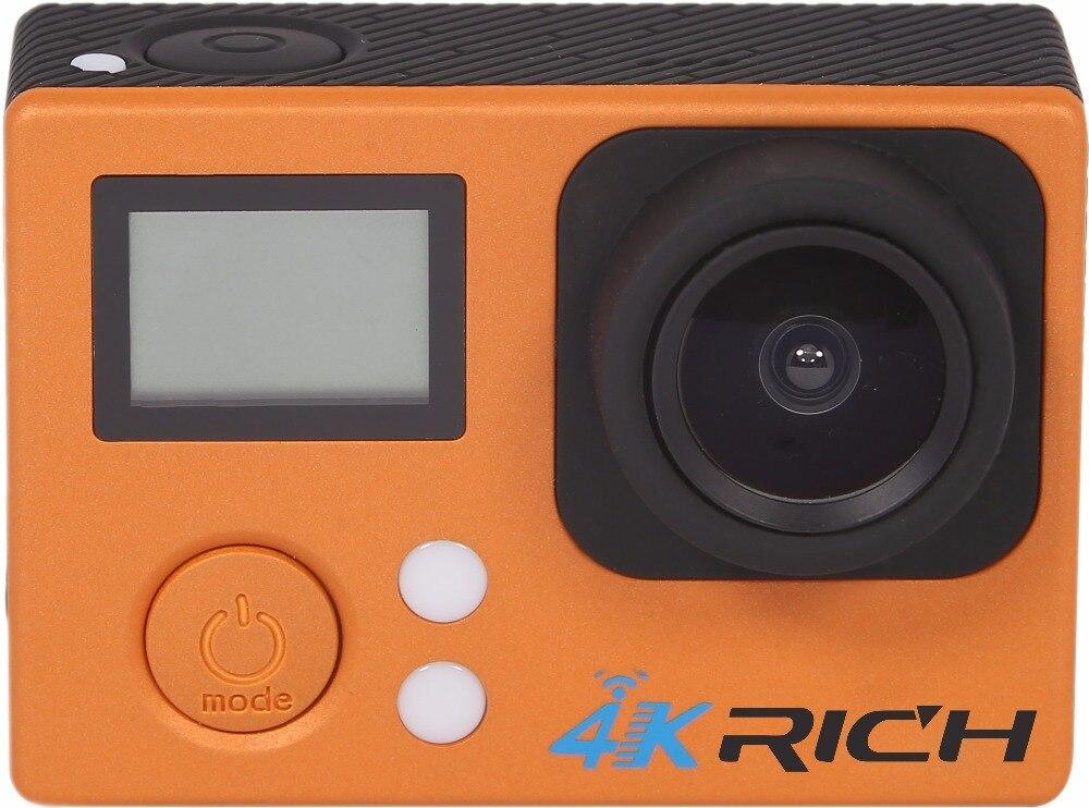 10 Teile/los Neue S200dr Dual Screen 4 Karat Mit 2,4g Fernbedienung Wifi Kamera Tauchen Luft Ultradünne Outdoor Sports Dv Wasserdicht