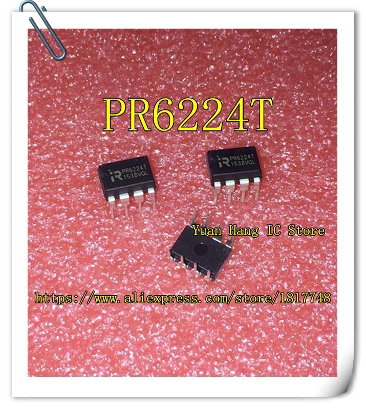 10PCS LOT PR6224 PR6224T DIP 8 Power management chip