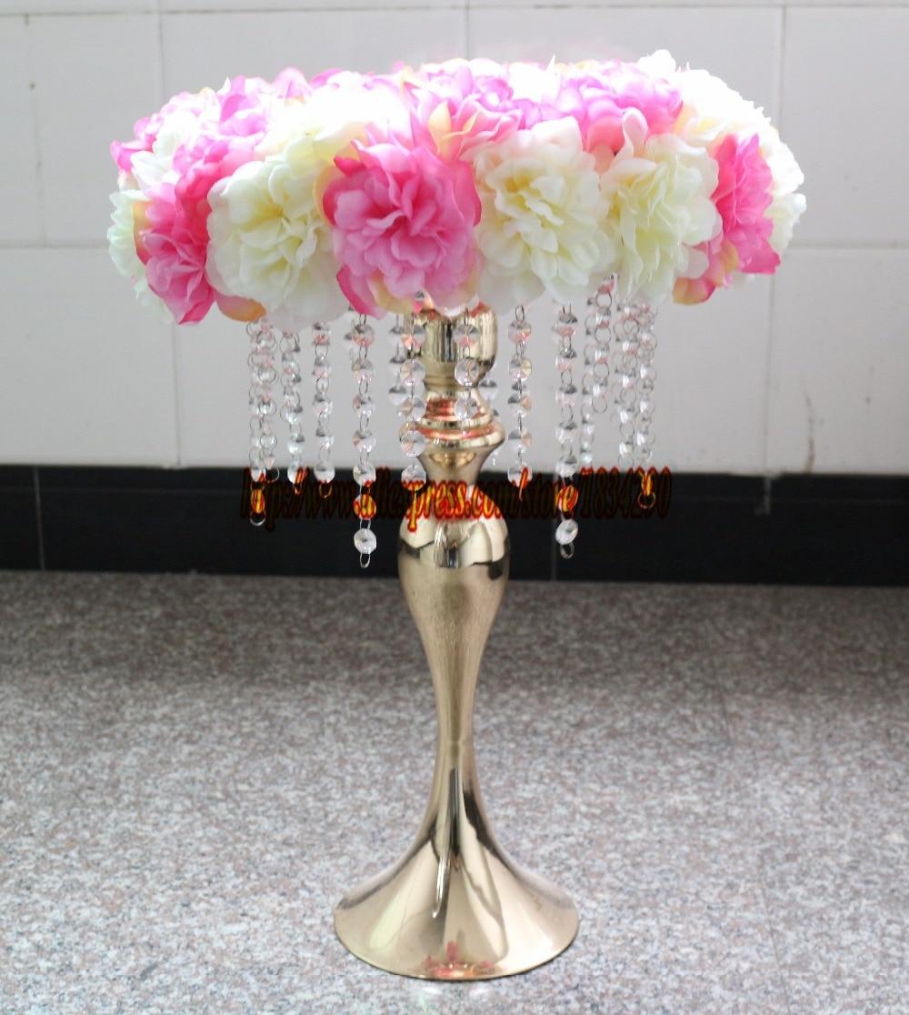 Artificial Garland Wedding Decoration Table Centerpiece Flower Ball