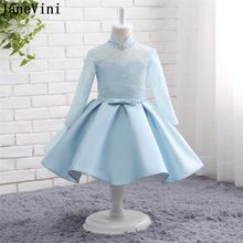 cb4c1a10a4e7a Light Blue Flower Girl Dress Promotion-Shop for Promotional Light ...