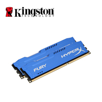 Kingston HyperX Fury DDR3 1866MHZ 4GB 8GB Memory RAM CL10 1 5V 1866MHz For PC