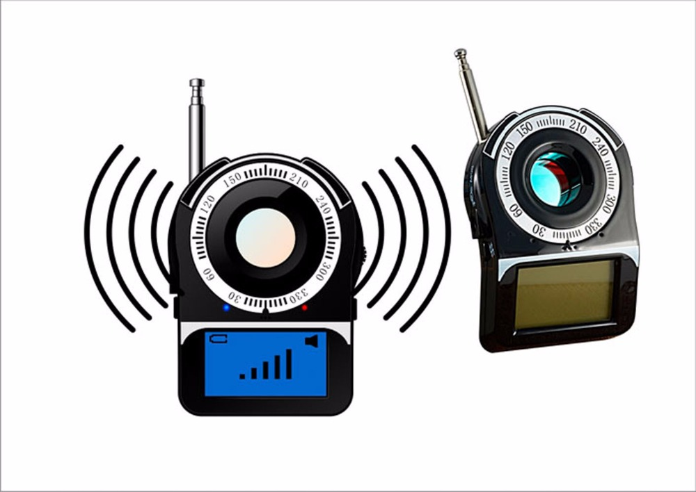 Mini 4 Band Wireless Signal Security Dets