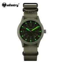 Армейские часы для мужчин, светящиеся в темноте, мужские часы, Топ бренд, роскошные армейские тактические часы для мужчин, ремень Nato, Relogio Masculino