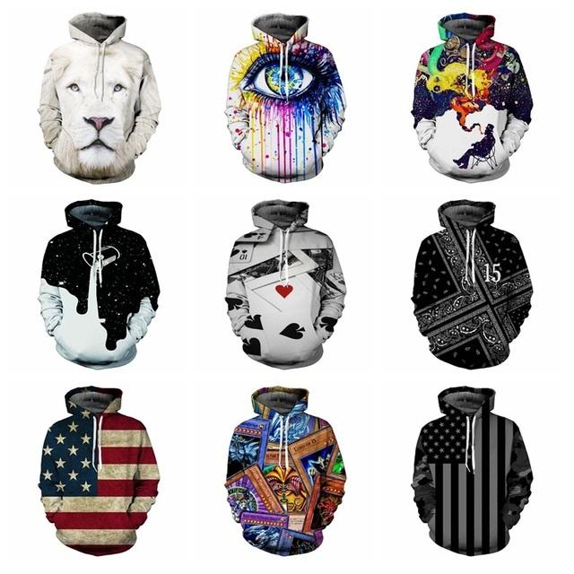 De alta calidad de big kids marca sudadera con capucha chico especial diseño 3D graffiti impresión hip-hop hoodies de 15-20 años old boy boy MH3