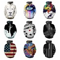 High quality big kids brand hooded sweatshirt boy special design 3D graffiti printing hip-hop hoodies 15-20 year-old boy boy MH3