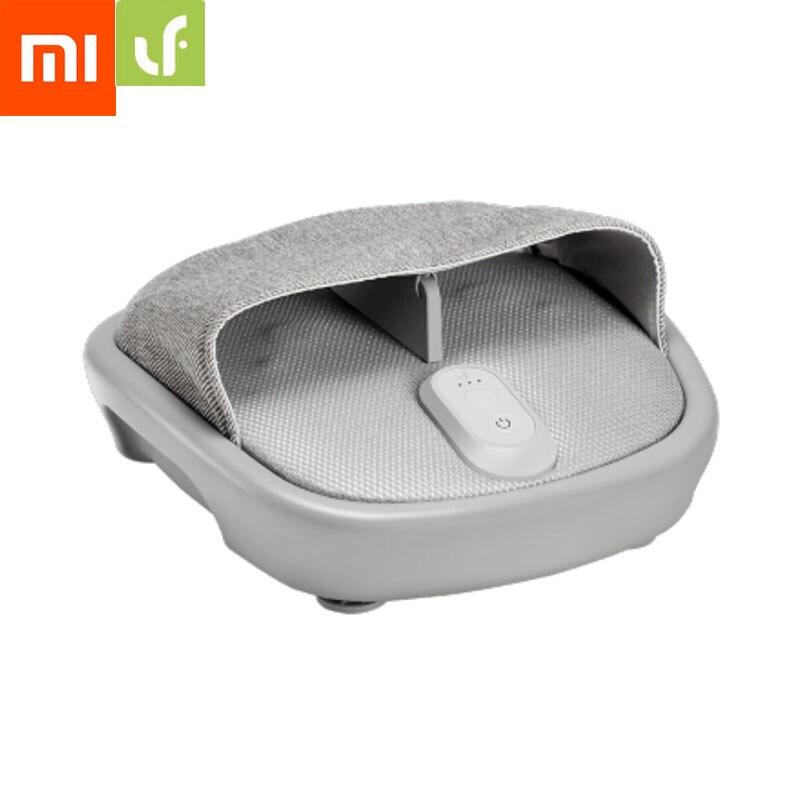 Xiaomi Mijia LF Foot Massager Reflexology Kneading Vibrating Roller Shiatsu 3D Health Massage Electric Automaton Heating