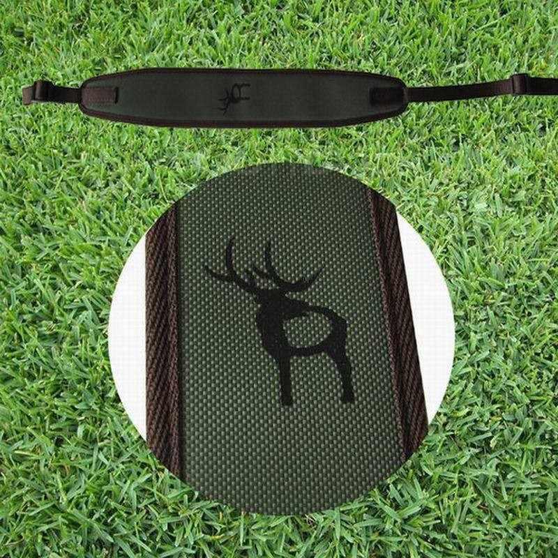 Tourbon принадлежности для охотничьего ружья ружье слинг для страйкбола ружье стрельба плечевой ремень прорезиненный