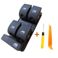 8E0959851B Electric Power Master Window Switch For Audi A4 B6 2000 2001 2002 2003 2004 B7 2004 2005 2006 2007