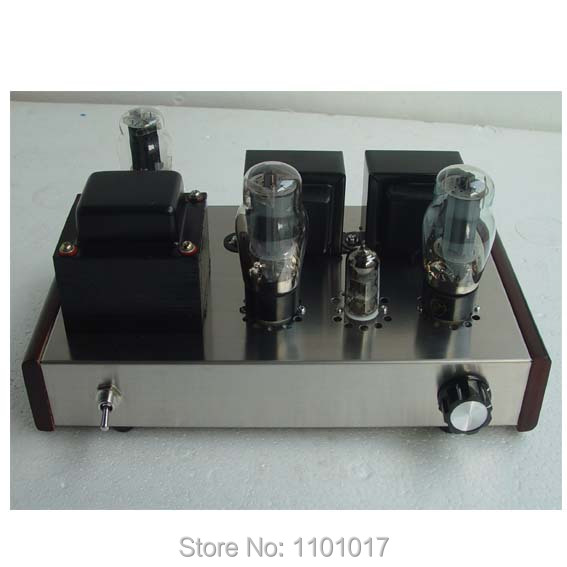JBH 6n1 6P3P Tube amplifier HIFI EXQUIS Single Ended DIY SET or Finished 6L6 Lamp Amplifier