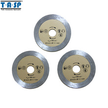 3 Pieces 54.8x11.1mm Diamond Mini Circular Saw Blade for Granite Cutting