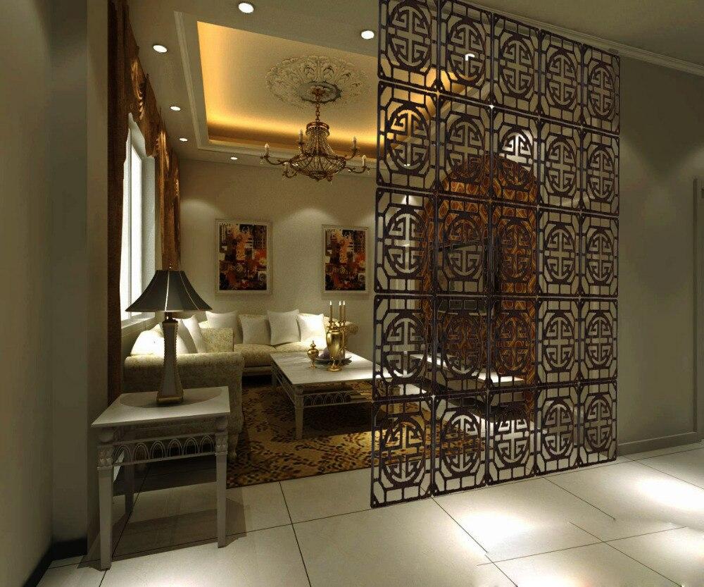 Houten Wandpanelen Slaapkamer : Chinese massief hout partitie moderne minimalistische slaapkamer