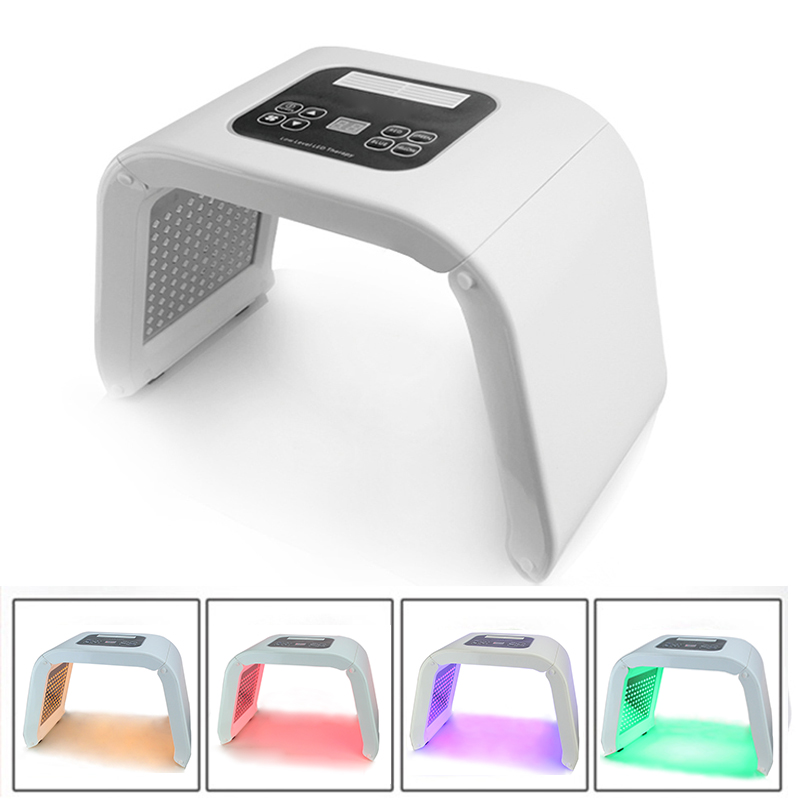 Portable LED PDT Light Therapy LED Skin Rejuvenation Device Photon Light Therapy Lamp Face Mask Skin Tighten Acne Wrinkle Remove