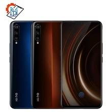Оригинальный мобильный телефон Vivo iQOO 6,41 «AMOLED 6G/8G/12G ram 128G/256G Snapdragon 855 Octa Core Android 9 4000 mAh NFC Смартфон