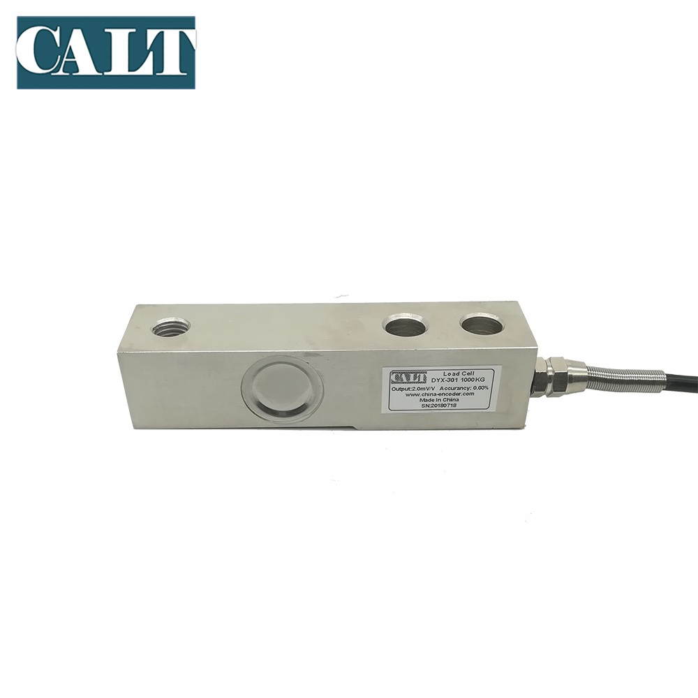 CALT Alloy steel single point Cantilever Beam Weighing Bridge Scale force sensor Load cell Capacity 3