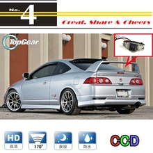 High Quality Waterproof Rear View Back Up Camera Car Camera For HONDA Integra For PAL / NTSC Tuning | CCD + RCA Connector